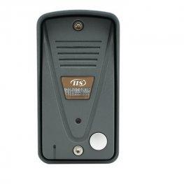 Входно домофонно табло с камера с 1 бутон 136mcs