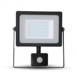 Прожектор със сензор за движение