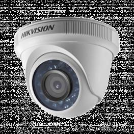 Куполна камера 2 мегапиксел обектив 3,6 мм Hikvision