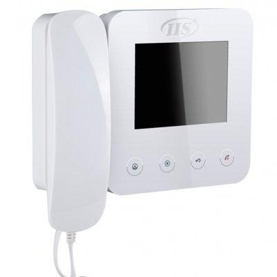 4,3-инчов видео монитор със слушалка, цветен