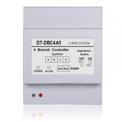 Контролер за четири разклонения на линия dbc4a